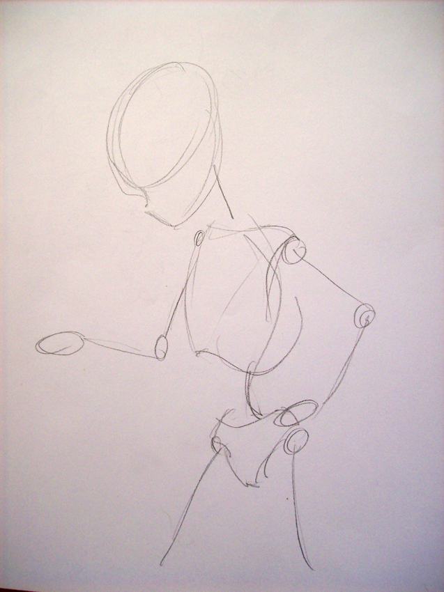 Curso gratis de Dibujar Manga Robot - Boceto y dibujo a ...