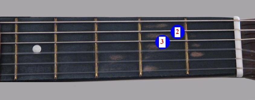 Acorde de Em (Mi menor)   clases de guitarra gratis, clases de guitarra electrica, clases de guitarra flamenca