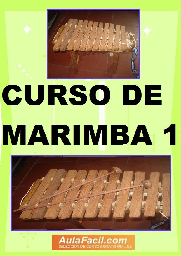 Curso gratis de marimba 1 for Curso de interiorismo gratis