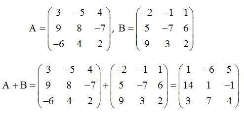 matrices questions and answers pdf