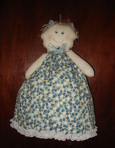 En este curso haremos diferentes tipos de muñecas de manta