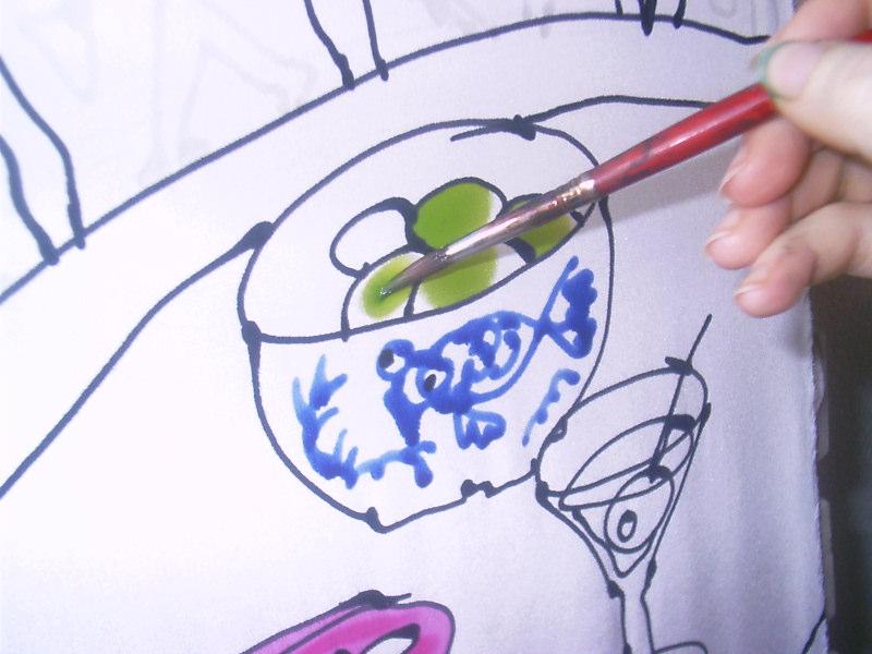 pintura sobre seda28