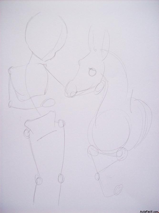 manga dama unicornio
