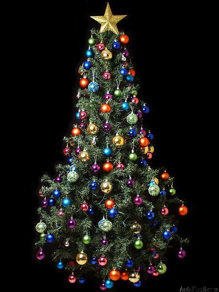 Sab as cu l es el origen del rbol de navidad - Los mejores arboles de navidad ...