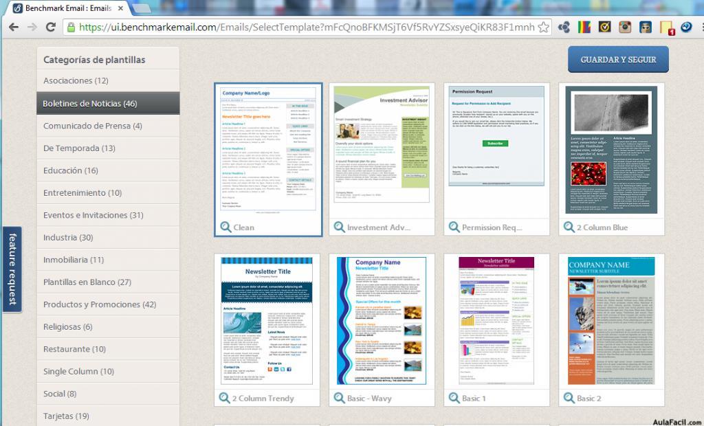 Curso gratis de Cómo crear campañas de email marketing - Plantillas ...
