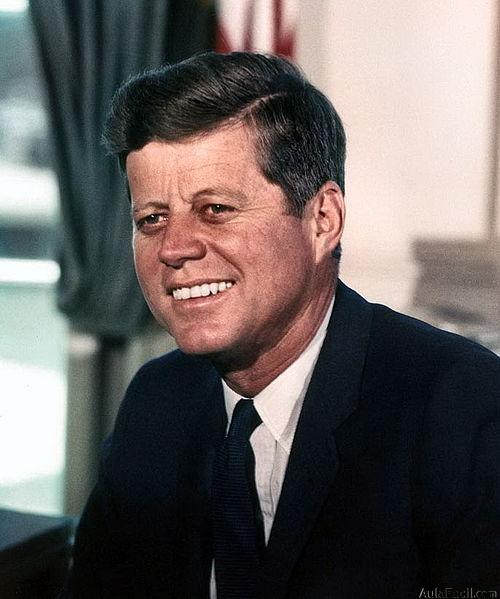 jfk color
