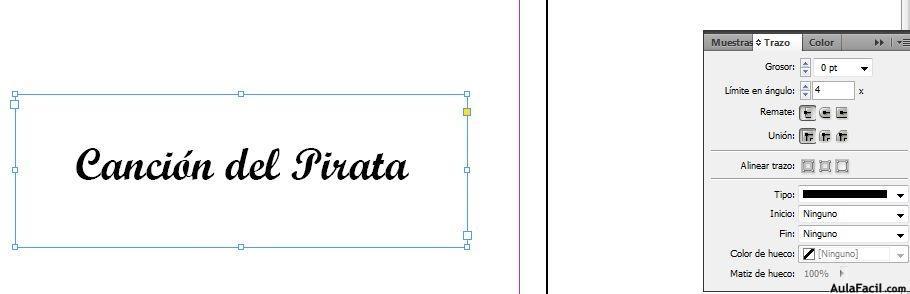 ⏩Crear bordes para los marcos de texto - Introducción InDesign CS5 ...
