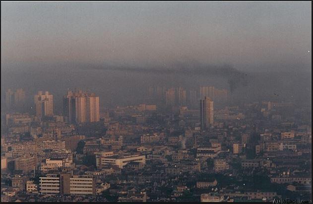Polución. Aulafacil.com
