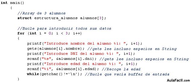 Solución Ejercicio Final Lenguaje De Programación C