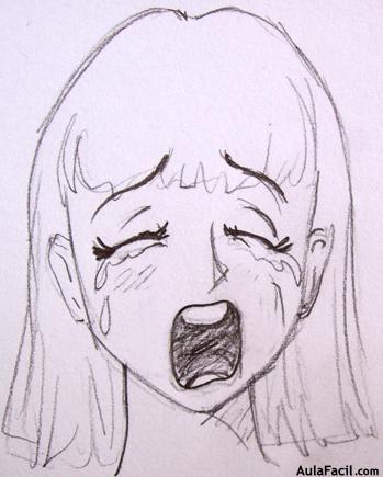 Cómo Dibujar Las Expresiones Iii Dibujo Manga Manos