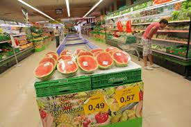 Mercadona venta de productos frescos marketing