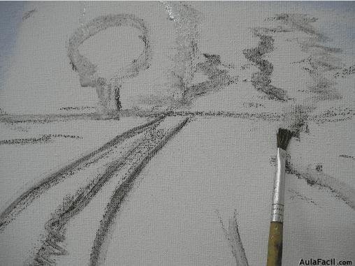 Curso gratis de Pintura al óleo III. Perspectiva y paisajes ...