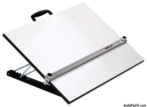 Curso gratis de dibujo t cnico 1 de bachillerato - Mesa de dibujo portatil ...