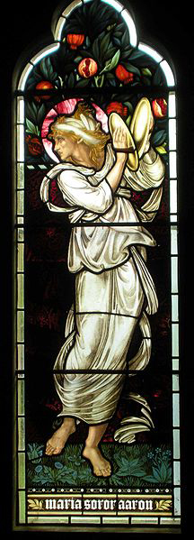 all saints music burne-jones