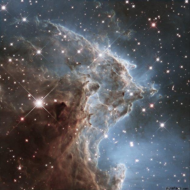 nebulosa Hubble