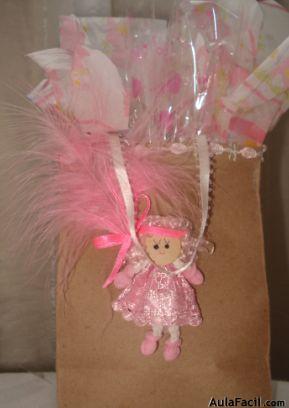 Curso gratis de souvenirs de amor y amistad bolsitas de - Como decorar bolsas de papel ...