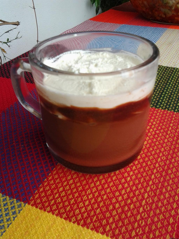 Leche con chocolate - 5 1