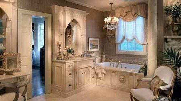 Baños Estilo Barroco:Curso gratis de Búsqueda de un estilo en la vivienda – Estilo Barroco