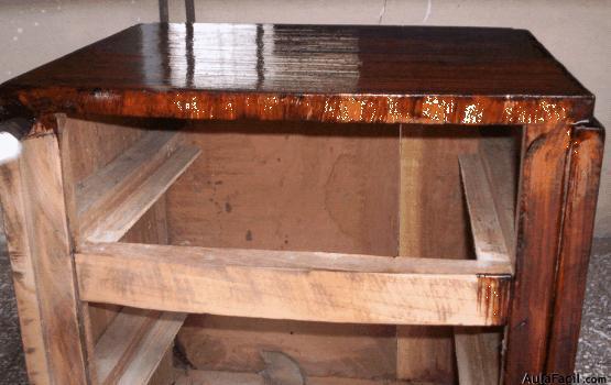 Curso gratis de restauraci n de muebles de madera dejar for Cera para muebles de madera