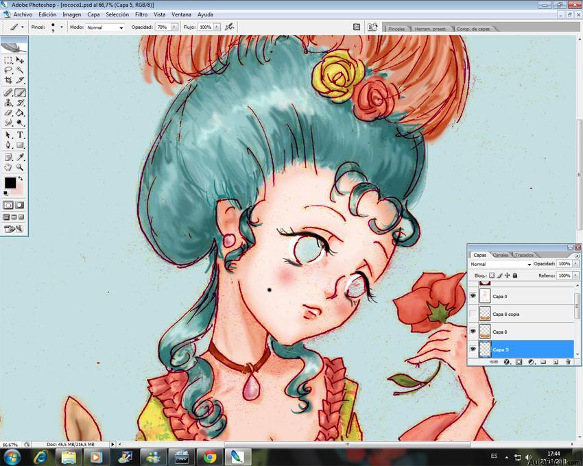 Como Dibujar Al Principe Oscuro: Manga: Dibujar Princesa