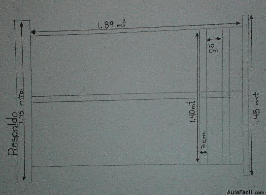 Curso gratis de Elaboración de Muebles con Melamina - Armar la cama ...