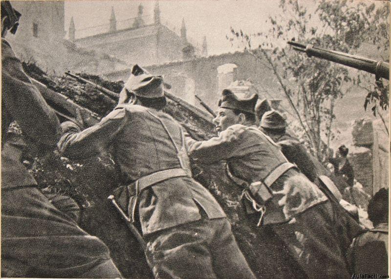 ⏩Cultura hoy: Guerra civil española (1936-1939) Etapas I ...