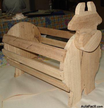 Materiales manualidades en madera country for Bricolaje en madera gratis