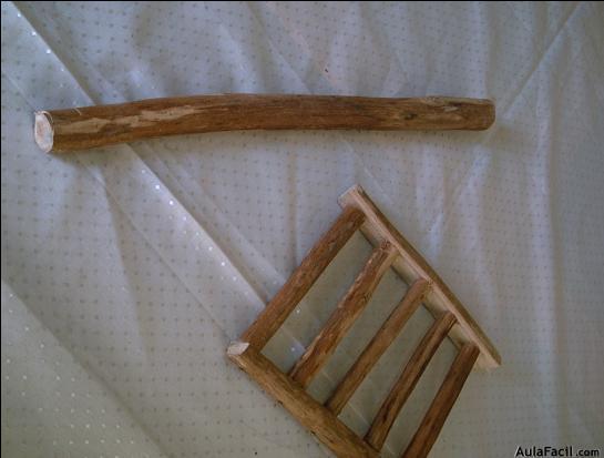 Curso gratis de carretas de madera cortando la madera for Carreta de madera para jardin