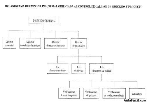 La Función Calidad En La Estructura De Organización