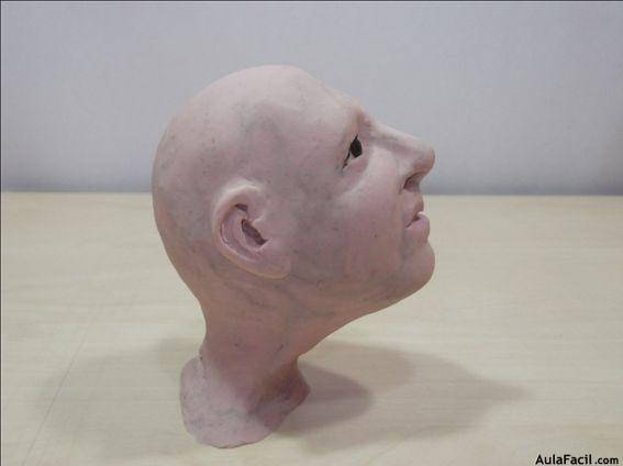Las Orejas Modelado De Personajes En Plastilina
