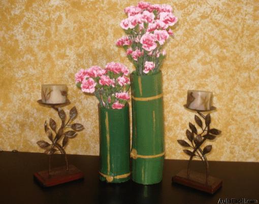 Introduccion manualidades con bamb - Manualidades y bricolaje para el hogar ...