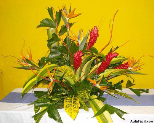 Curso gratis de Arreglos florales con flores naturales - Pasos ...