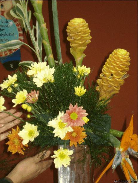 Arreglo Con Flores Exoticas Iii Arreglos Florales