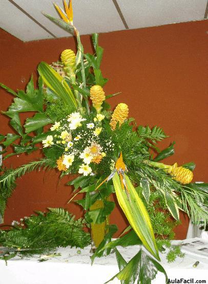 curso gratis de arreglos florales con flores naturales