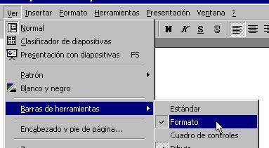 en esta barra de herramientas podemos seleccionar el tipo de letra por ejemplo verdana puede que algunos tipos de letras no se encuentren instalados en