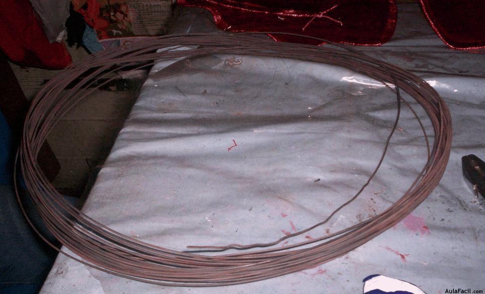 ⏩Preparando armazón de alambre para la piñata - Piñatas | AulaFacil ...