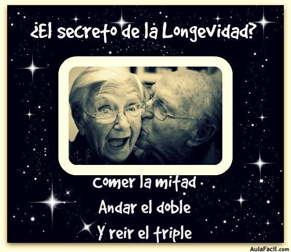 secreto de la longevidad