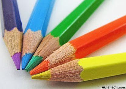 ⏩Los lápices de colores - Ilustración y Dibujo | AulaFacil ...