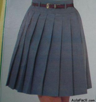 c733c7146 🥇▷【 Falda con 16 paletones - Corte y Confección de Faldas - Básico 】