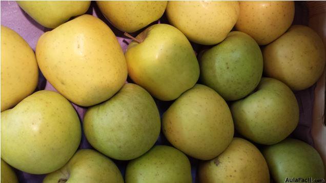 Beneficios de la manzana. Salud  Aulafacil.com