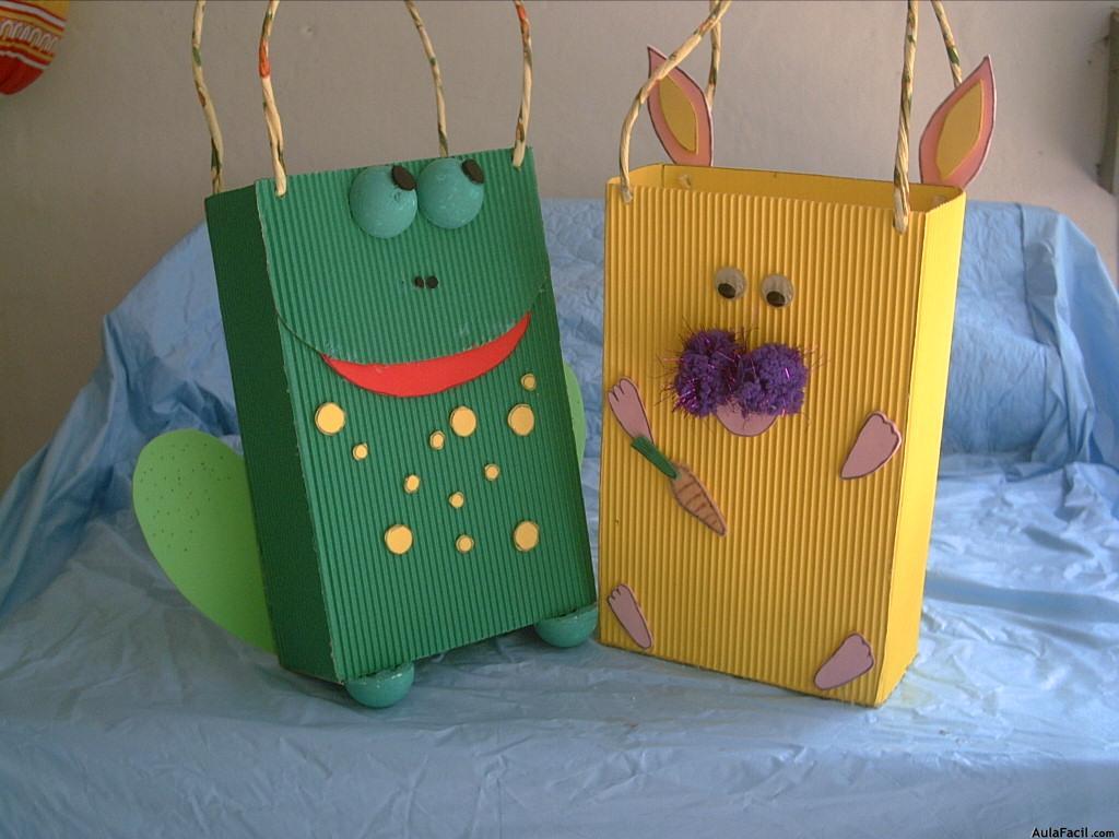 Introducci n cajas de cart n corrugado ii - Que manualidades puedo hacer ...