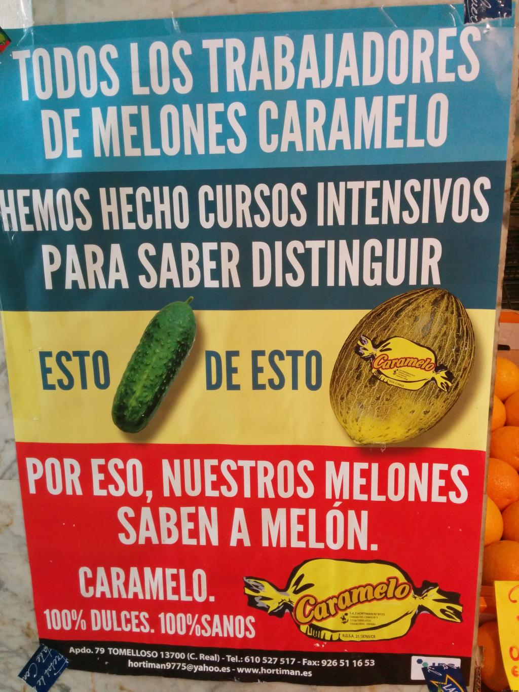 Marketing de frutas