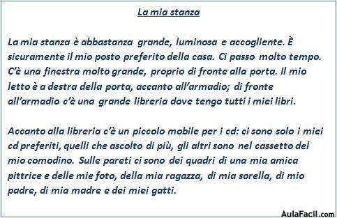 Los Adjetivos Posesivos Italiano 3