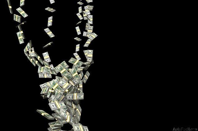 dinero huracan