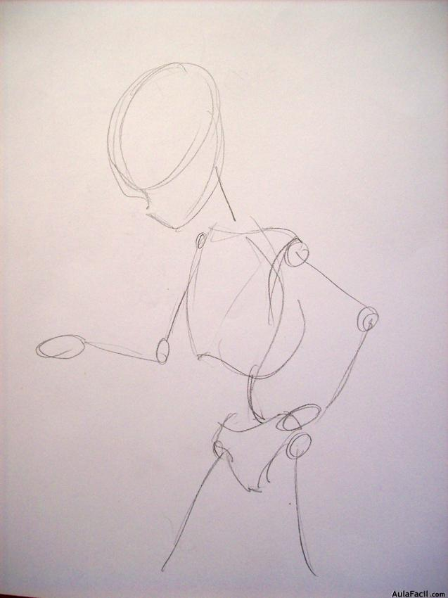 Boceto y Dibujo a lápiz1