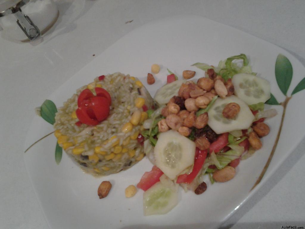 arroz verde receta chef beto