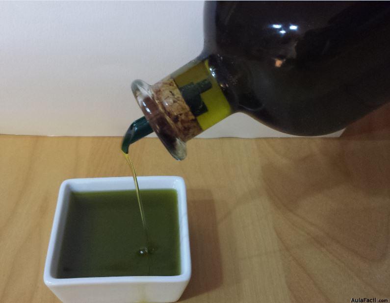 Salud. Aceite de oliva.