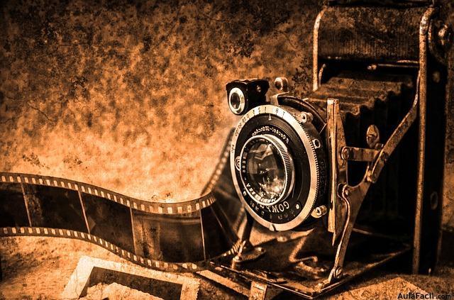 cámara foto