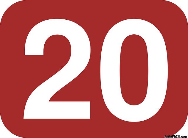 veinte