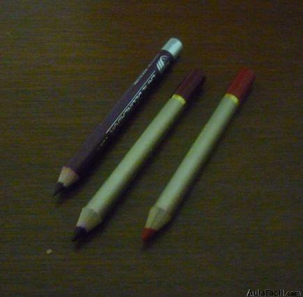 lápiz delineador de labios